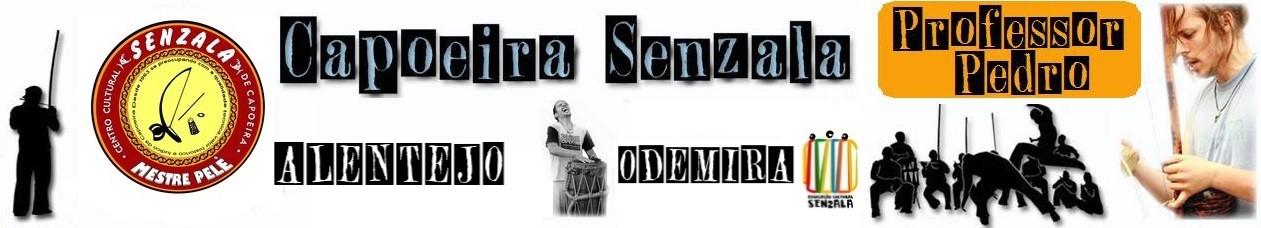 Capoeira Senzala Mestre Pelé - Professor Pedro - Aulas de Capoeira no concelho de Odemira, Alentejo