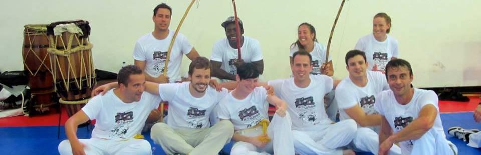 Aulas de Capoeira no Porto